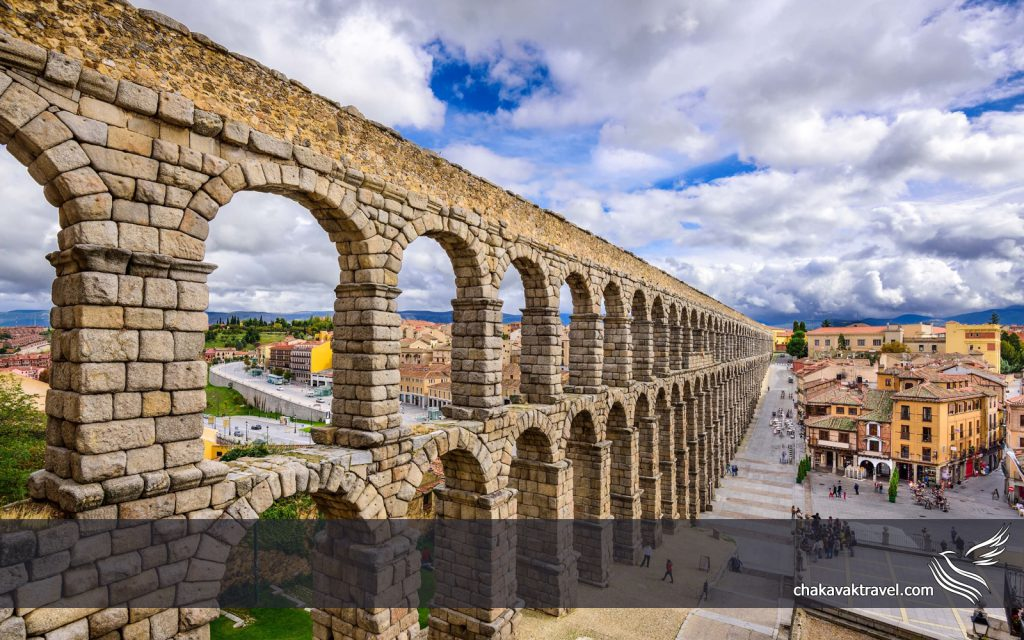 مناطق گردشگری اسپانیا