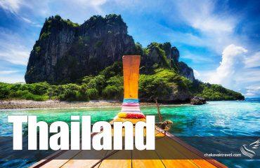 معرفی جزایر تایلند