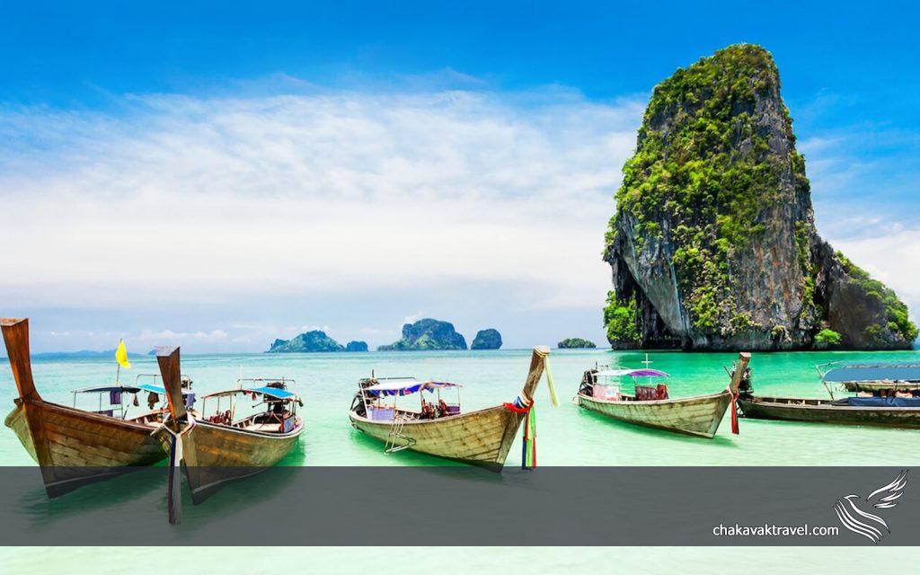 جزایر تایلند جزیره فی فی جزیره تائو جزیره چانگ جزیره پوکت جزیره لانتا جزیره لیپه جزیره سیمیلان جزیره سامویی جزیره پنگان