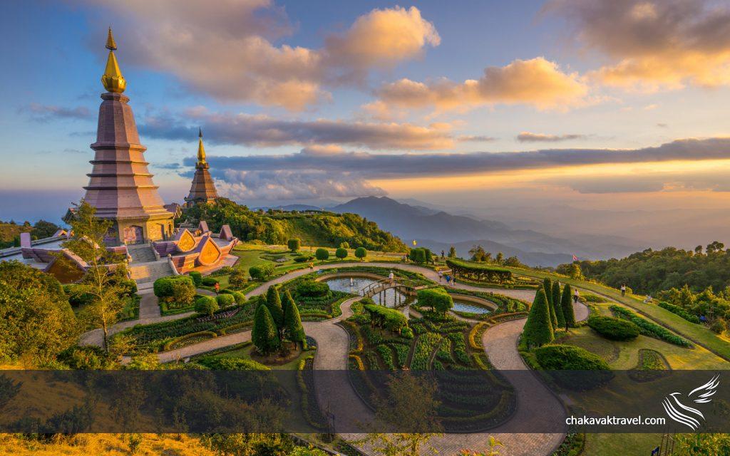 جاذبه های گردشگری تایلند. پارک ملی