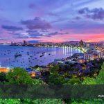 معرفی مراکز توریستی و جاذبه های گردشگری پاتایا و ساحل پاتایا
