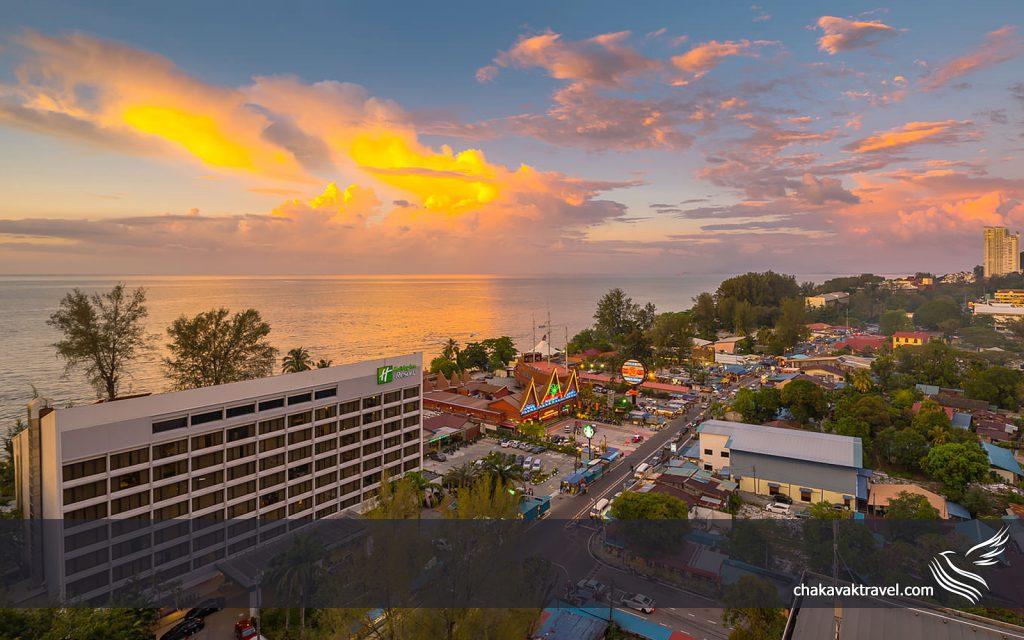 نقاط دیدنی جزیره پنانگ در مالزی مروارید شرق پینانگ