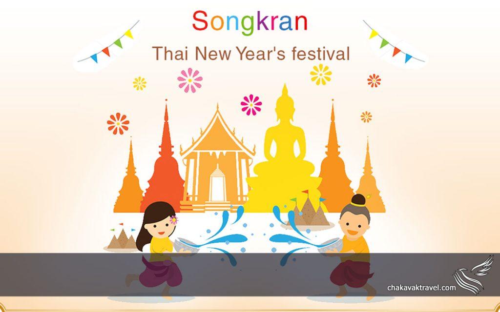 چرا به تور جشن آب تایلند برویم؟