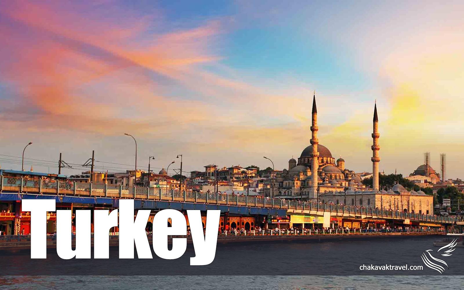 تور ترکیه تور استانبول
