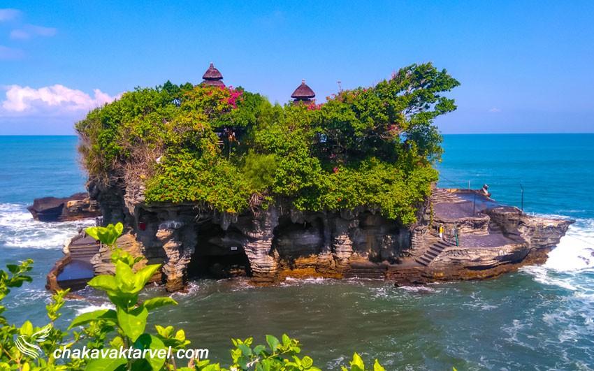 نقاط گردشگری و معابد بالی در اندونزی