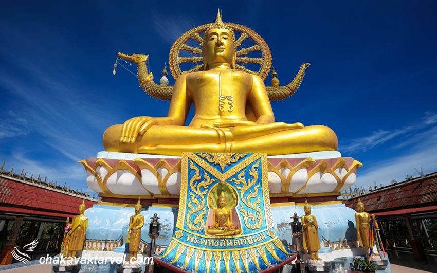 2 - معبد بودای بزرگ