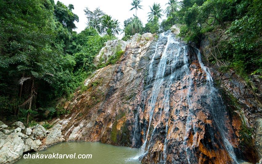 7 - آبشار ناموانگ سامویی