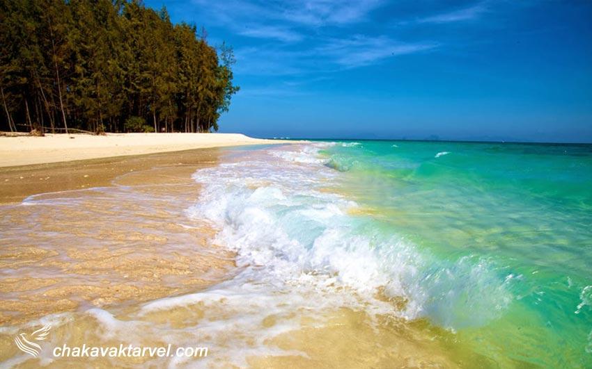 8 جاذبه توریستی و گردشگری جزیره فی فی | Phi Phi Island