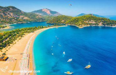 تور آنتالیا تور ترکیه ساحل آنتالیا