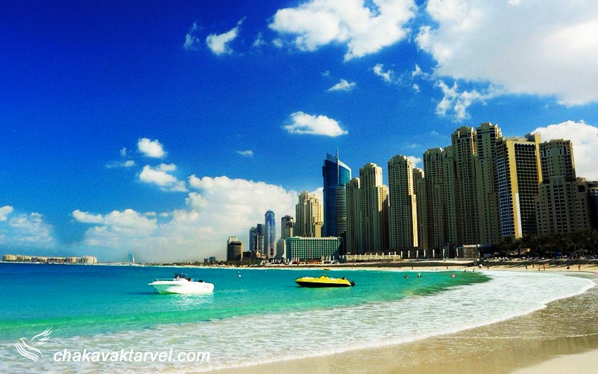 آب و هوای امارات و دبیگرما و سرما و رطوبت هوا در دبی
