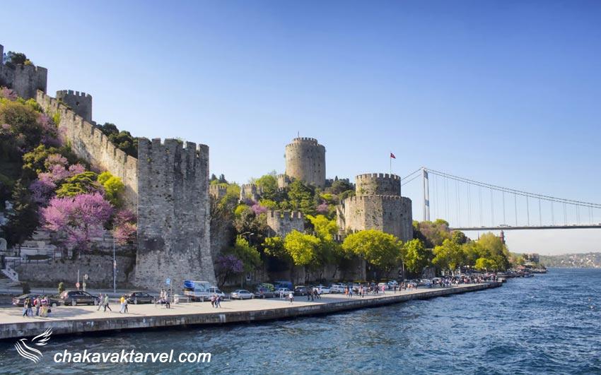 جشنواره گل لاله استانبول بهترین و خوشمزه ترین غذاهای ترکیه