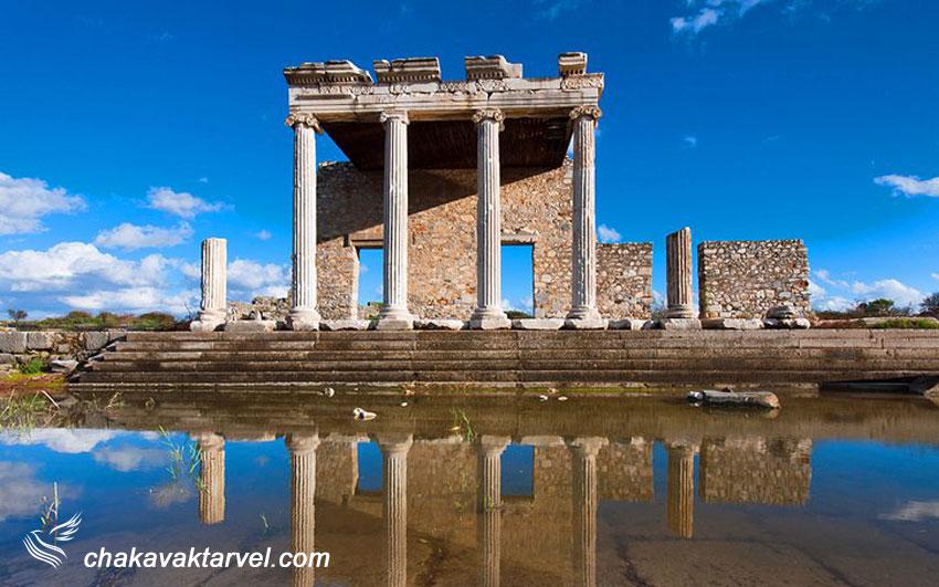 شهر باستانی میلتوس کوش آداسی ترکیه| Miletus