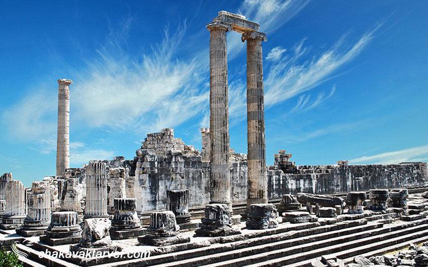 معبد دیدیما | Didyma