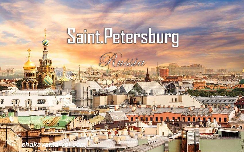 15 جاذبه دیدنی سن پترزبورگ پایتخت فرهنگی روسیه
