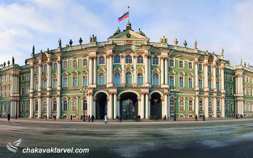 موزه ارمیتاژ روسیه
