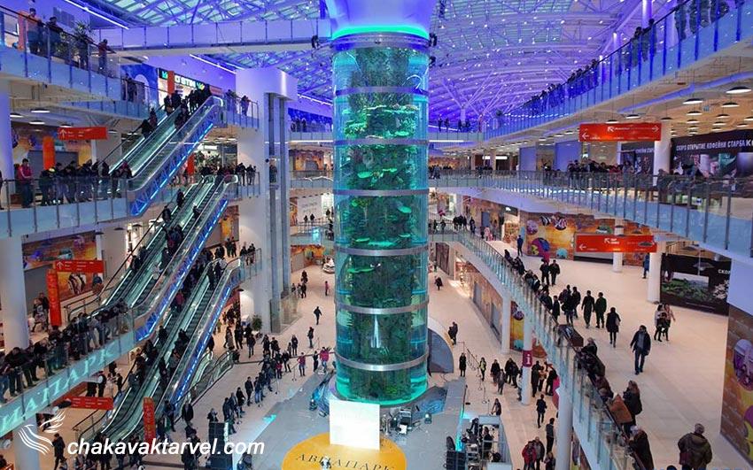 مرکز خرید اویاپارک مسکو