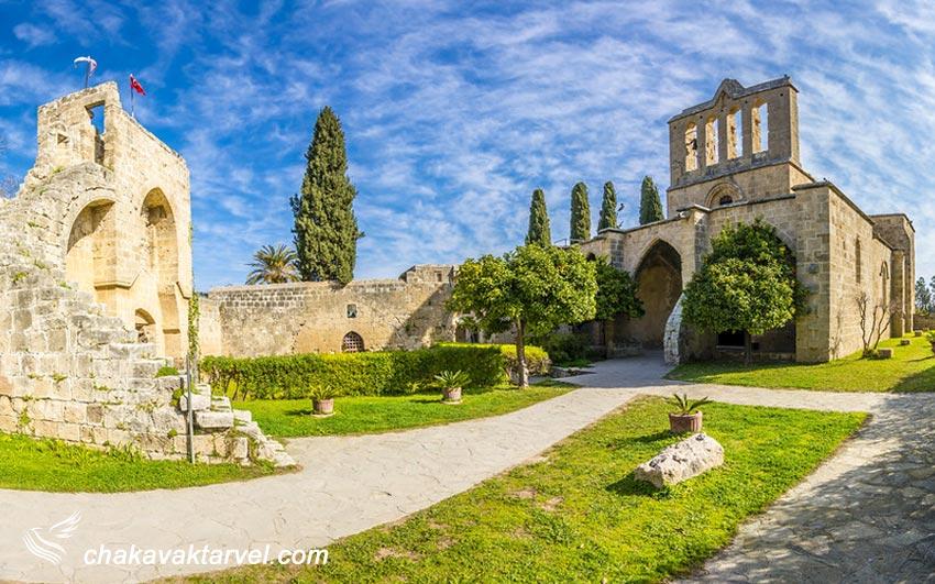 کلیسای بلاپایس   Bellapais Monastery