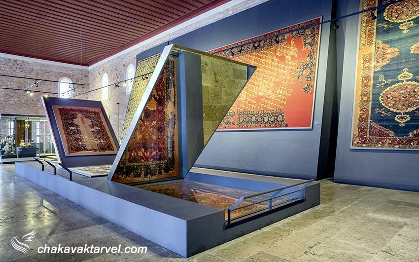 موزه هنرهای ترکی و اسلامی استانبول ترکیه