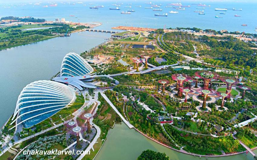 جاذبه گردشگری سنگاپور