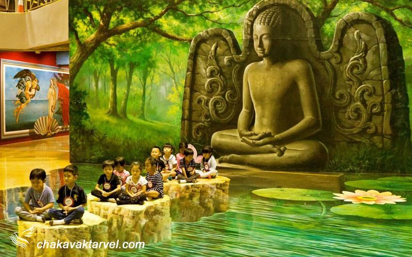 پردیس هنرهای زیبا | Art in Paradise Pattaya