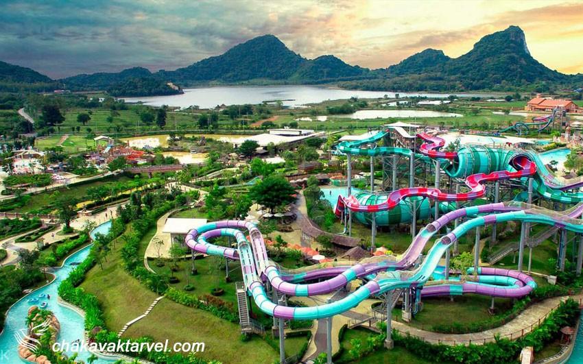 پارک آبی پاتایا | Ramayana Water Park