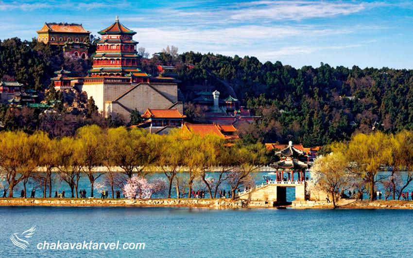 قصر تابستانی پکن