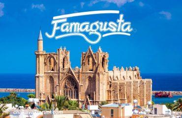 فاماگوستا و معرفی 5 جاذبه های گردشگری در قبرس شمالی
