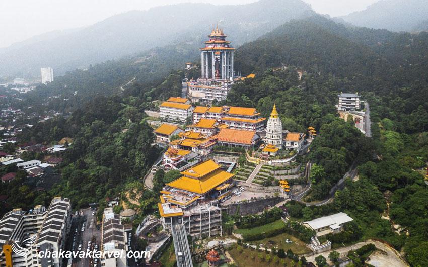 معبد بودایی کک لوک سی