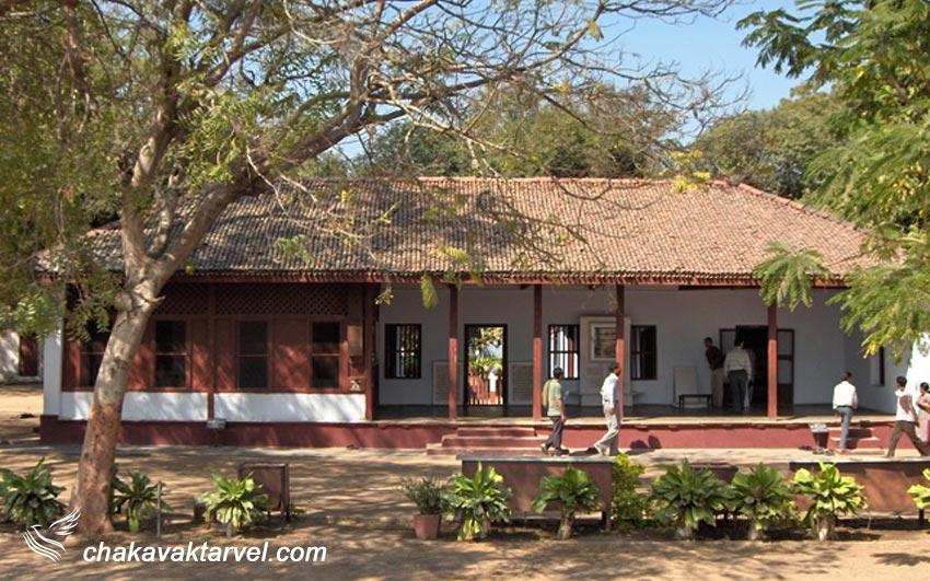 خانه مهاتما گاندی