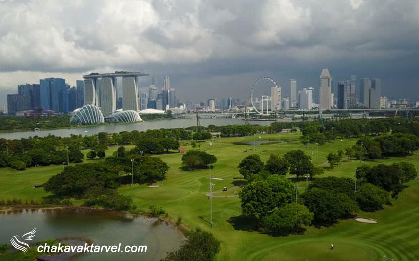 باغ های خلیج سنگاپور