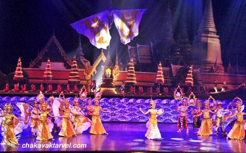 نمایش تایلندی آلانکارن | Alangkarn Theater