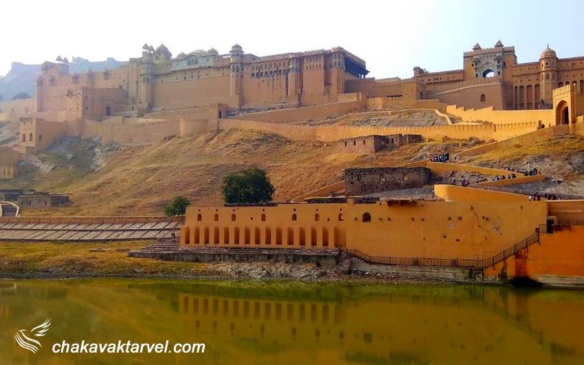 قلعه آمبر در جیپور | Amber Fort and Place