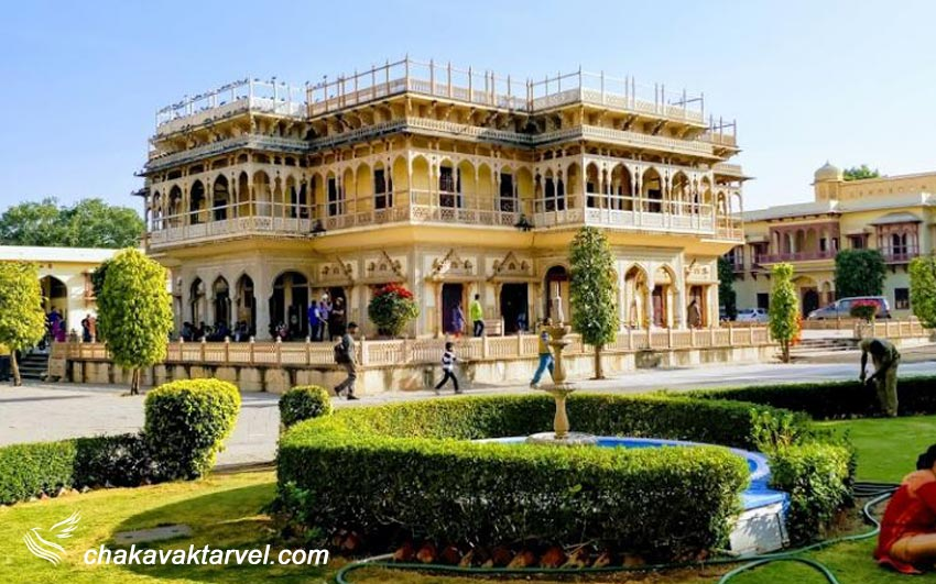 قصر شهر جیپور | City Place