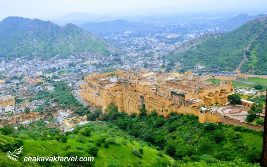 قلعه جایگراه جیپور | Jaigarh Fort