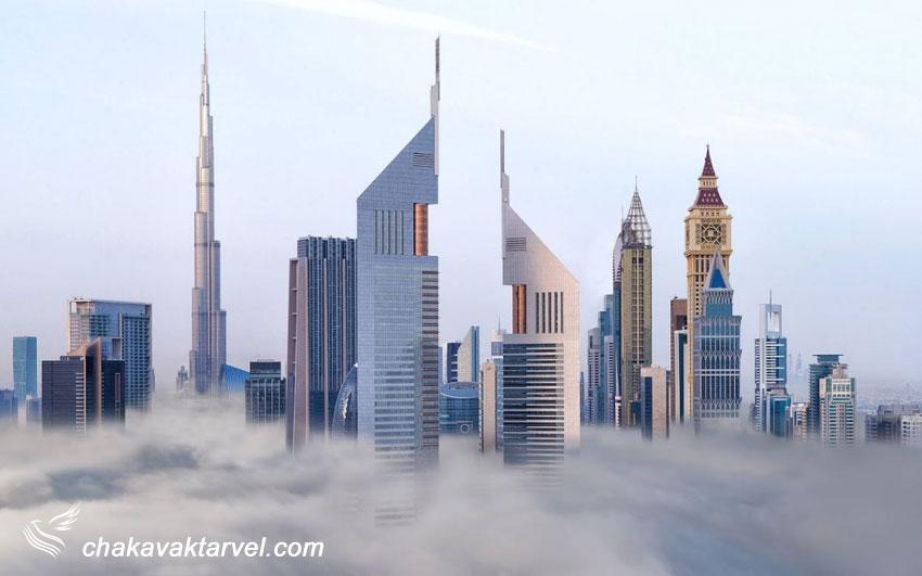 هتل 5 ستاره امارات تاور ( دبی ) Jumeirah Emirates Towers هتل جمیرا