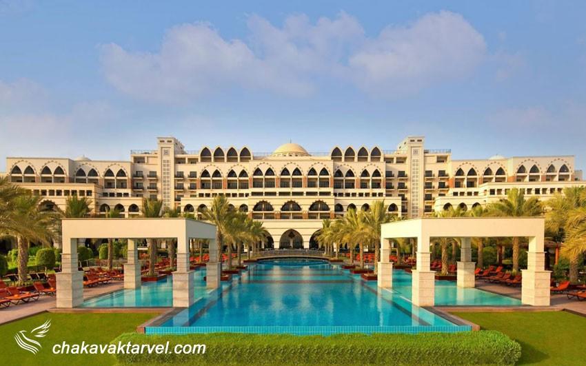 هتل 5 ستاره زعبیل سرای ( دبی ) Jumeirah Zabeel Saray هتل جمیرا