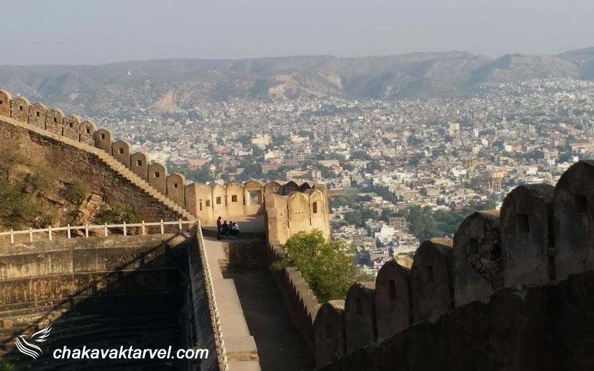 قلعه ناهارگر | Nahargarh Fort