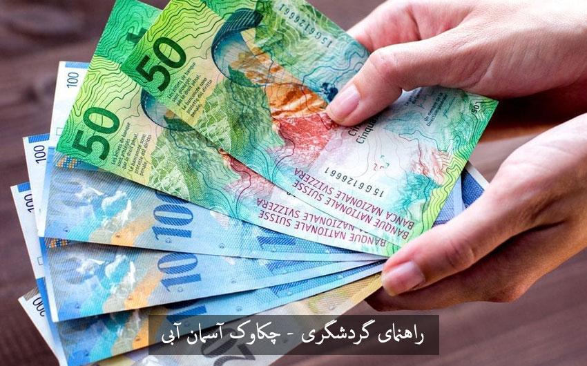 اقتصاد و واحد پول سوئیس