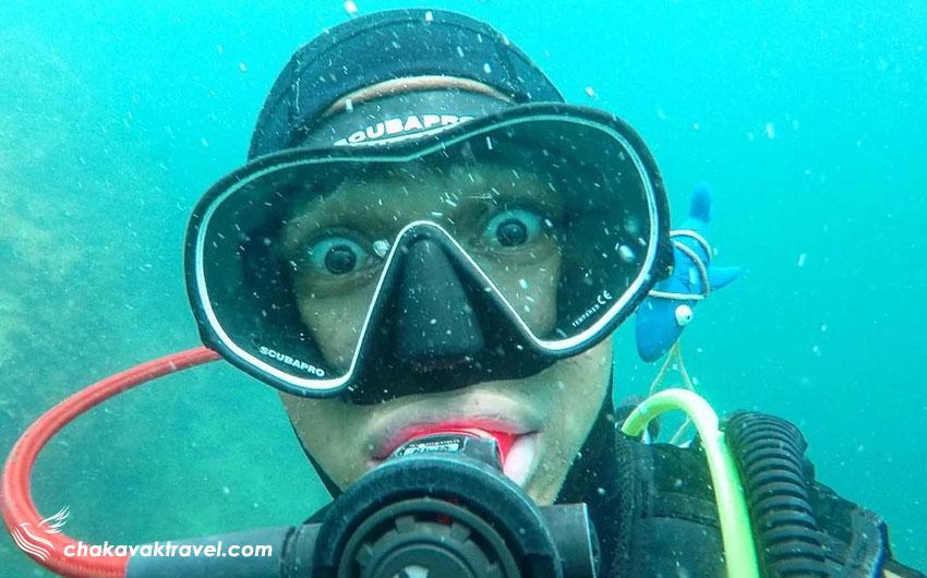 غواصی در مالزی و سواحل و جزایر جوهور مالزی