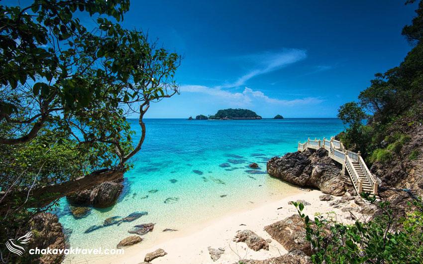 جزیره کاپاس Pulau Kapas