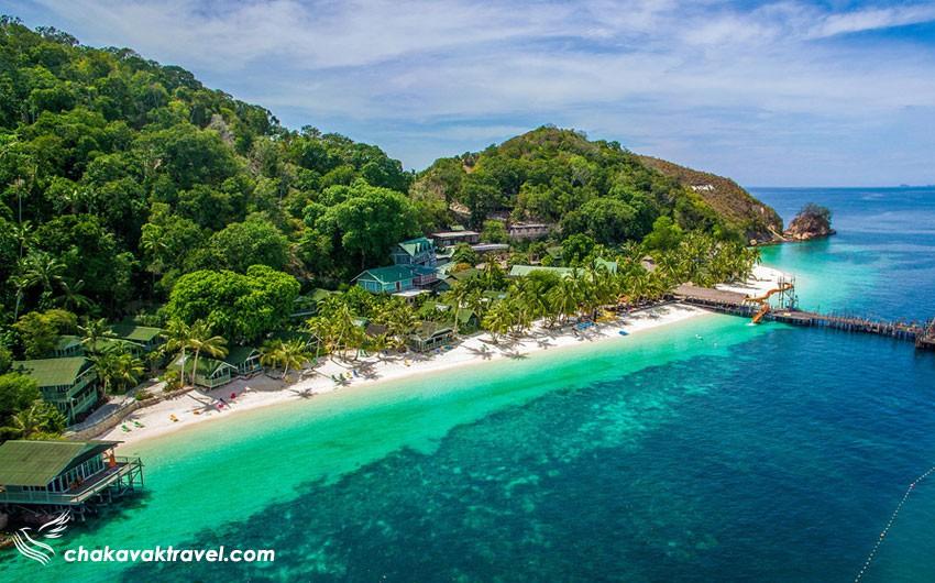 جزیره راوا Rawa Island مالزی جوهور