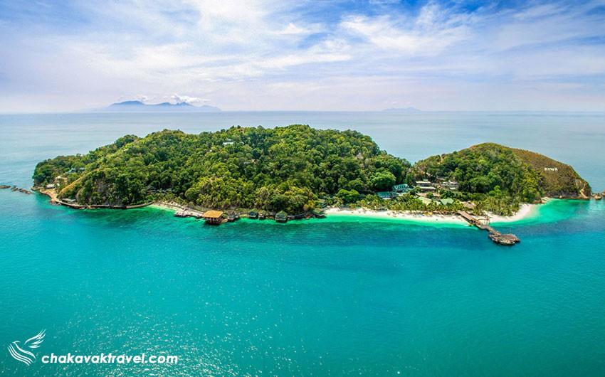 جزیره راوا بهترین مکان برای غواصی در مالزی، کایاک سواری و گشت و گذار با قایق های بادبانی می باشد.