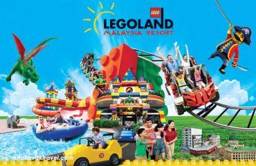 معرفی کامل تنها شهر بازی و پارک تفریحی لگولند آسیا در کشور مالزی
