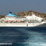 تور کشتی کروز یونان از استانبول، بدون نیاز به ویزا