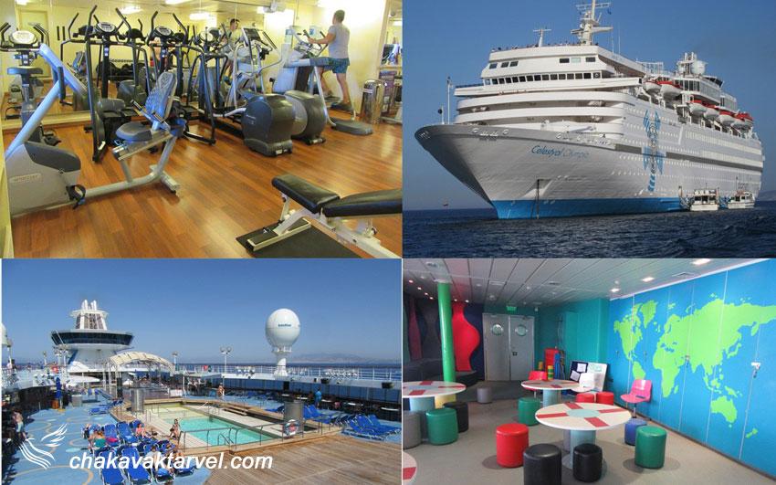خدمات تور کشتی کروز یونان از استانبول