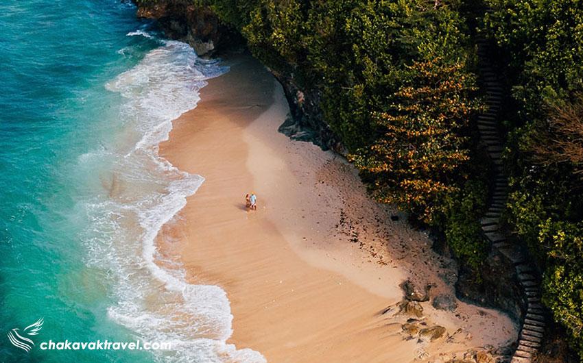 چرا راه پله بهشت محلی جادویی برای کشف شدن در بالی است