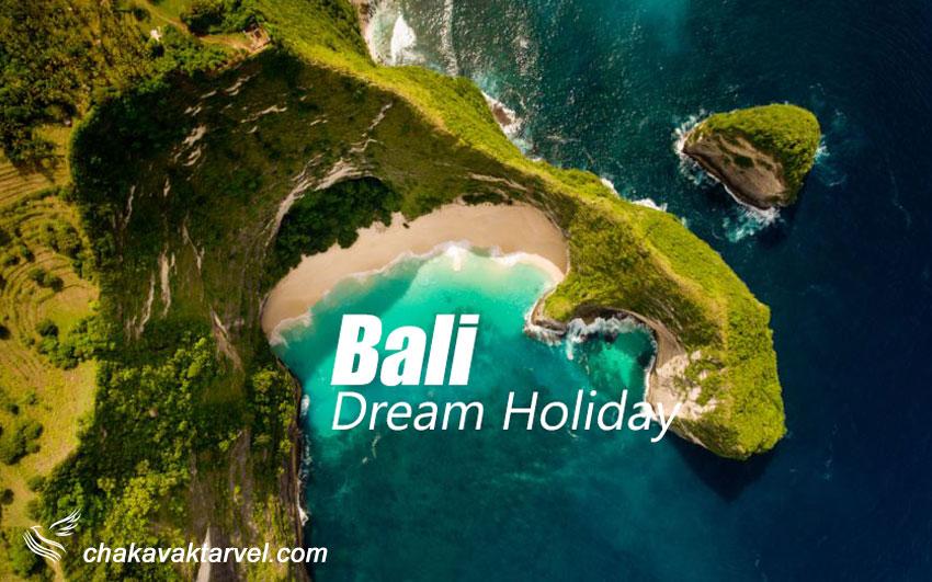 جزیره بالی رویای گردشگران در شرق آسیا جزیره نوسا
