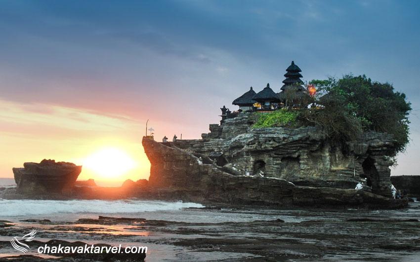 بالی جزیره خدایان بودا و هندو با معابد زیبایش