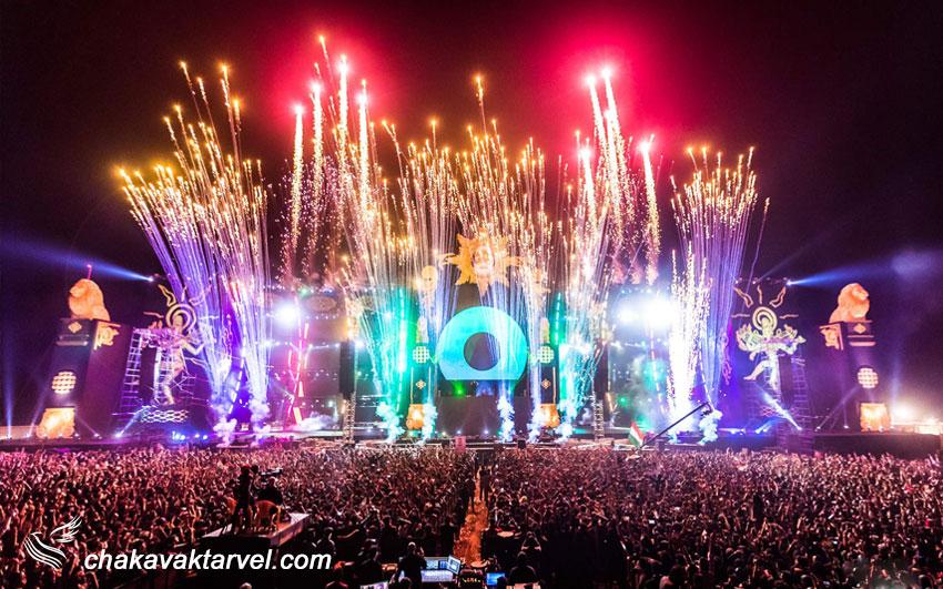فستیوال های موسیقی گوا