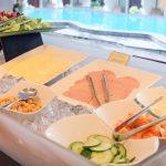 غذا و صبجانه در رستوران هتل 4 ستاره سان آیلند کوتا بالی Sun Island Hotel Spa Kuta